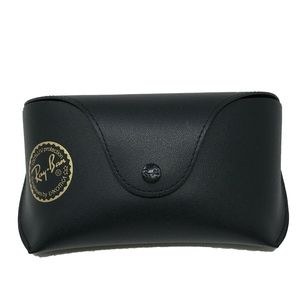 Ray Ban Oversized Sunglasses Carrying Carrier Case